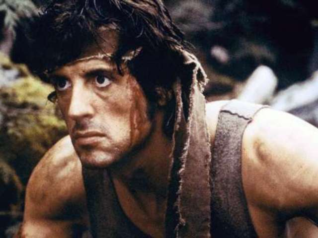 'Rambo 5': All of Sylvester Stallone's Behind-The-Scenes Photos