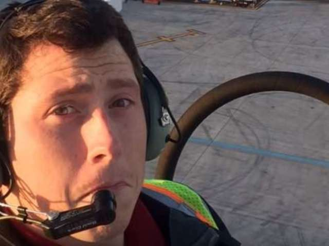 Man Who Stole Plane From Sea-Tac Airport Identified as Richard Russell