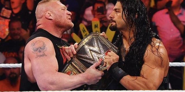 roman reigns brock lesnar wwe summerslam