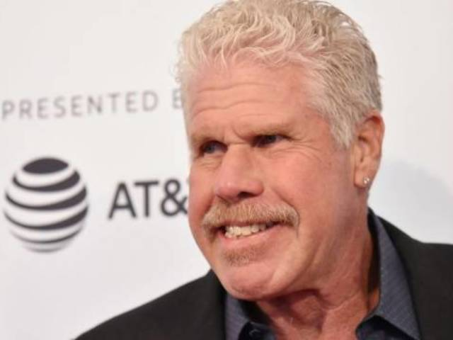 'Sons of Anarchy' Alum Ron Perlman Lands Role in 'Monster Hunter' Video Game Movie