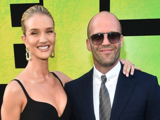 Jason Statham and Rosie Huntington-Whiteley's Son Steals Premiere-Night Spotlight in Adorable Family Photo