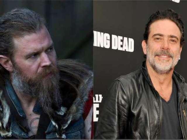 'Walking Dead' Dream Team Ryan Hurst and Jeffrey Dean Morgan Tease 'The Beginning' in Twitter Exchange