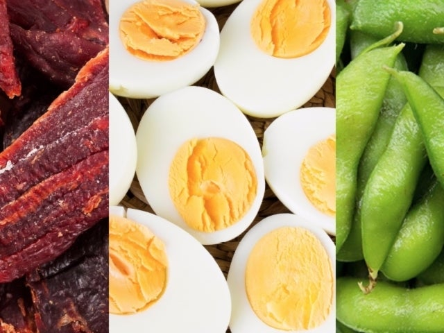 15 High-Protein Snacks Under 150 Calories