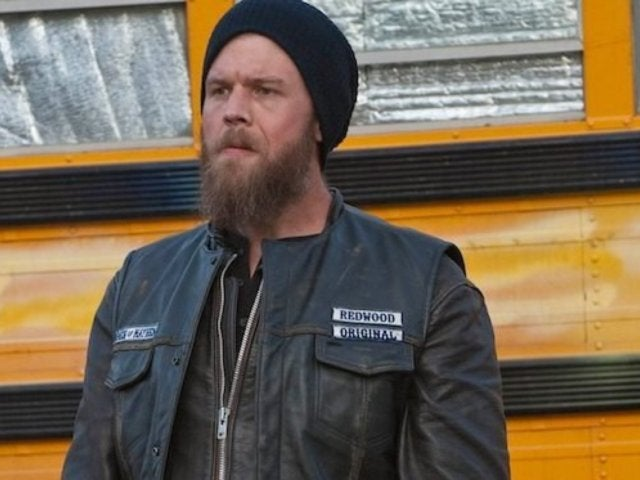 'Sons of Anarchy' Star Ryan Hurst Speaks out After Joining 'The Walking Dead'