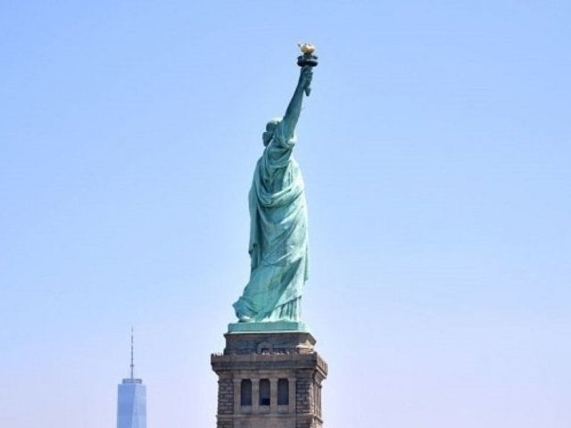 Statue of Liberty Evacuated After Construction Fire