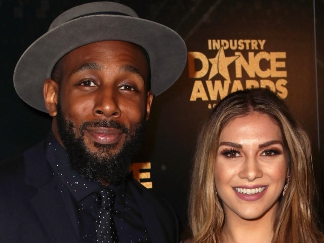 'SYTYCD' Alum Stephen 'tWitch' Boss, Wife 'DWTS' Alum Allison Holker Talk Taking a Seat at the Judge's Table