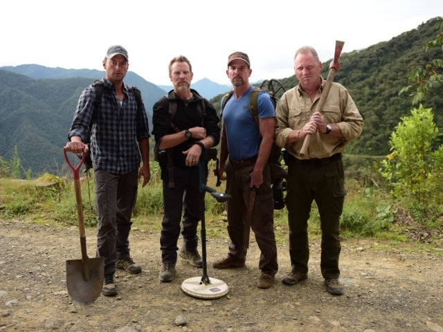 'Treasure Quest' First Look: Crew Hunts for $2 Billion of Lost Gold in New Season