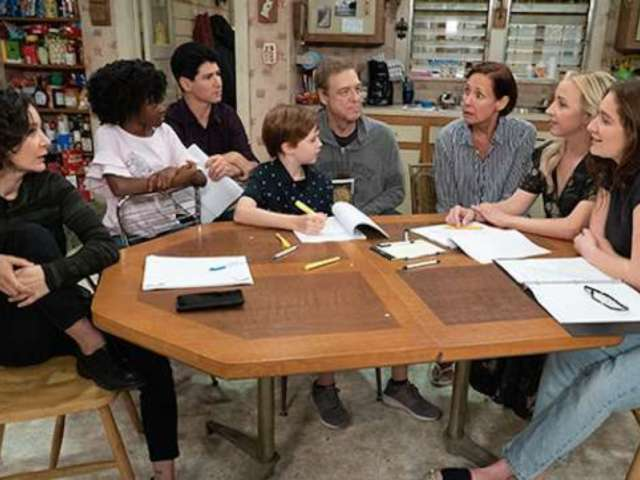 'The Conners' First Photo Revealed