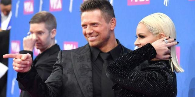 The-Miz-Maryse-MTV-VMAs