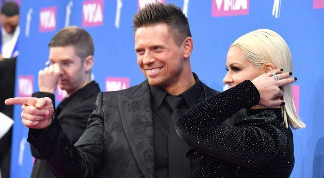 The-Miz-Maryse-MTV-VMAs