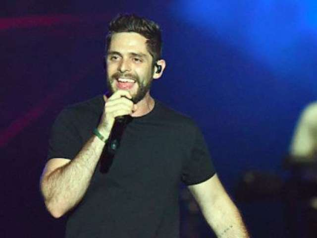 Thomas Rhett Gives Update on Very Hot Summer Tour