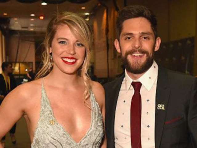 Thomas Rhett Still Remembers Wife Lauren Akins as High School Student