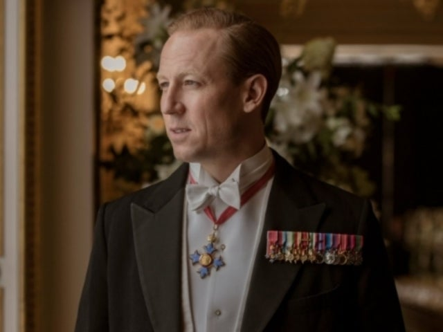 'The Crown' Reveals First Look at Tobias Menzies as Prince Philip