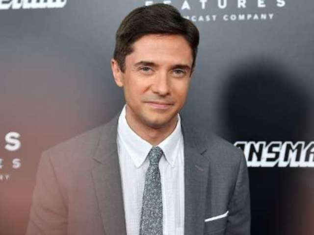 Topher Grace Says He's Ready for 'That '70s Show' Revival