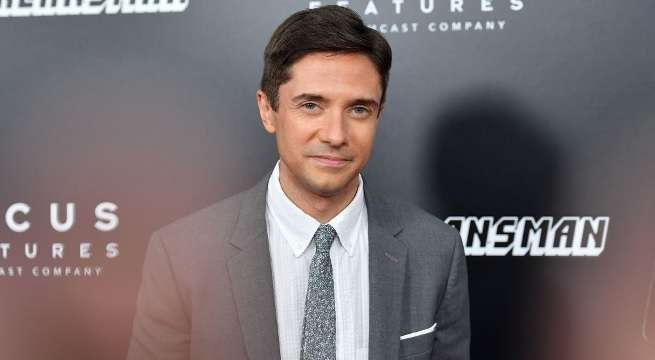 topher grace getty