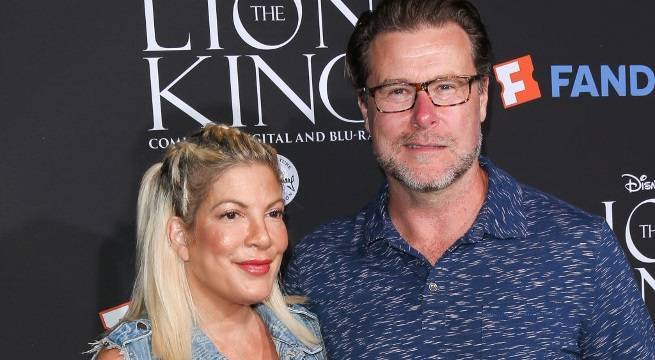 tori spelling dean mcdermott getty images