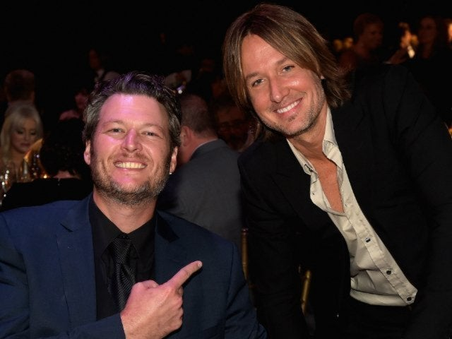 Keith Urban Reveals What He Thinks of Blake Shelton After Working on 'The Voice'
