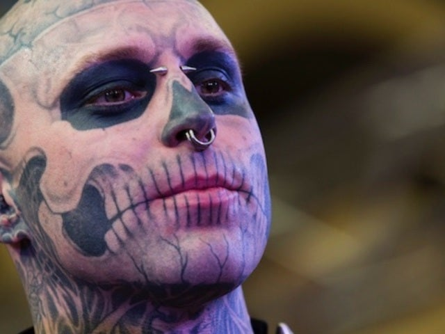 Lady Gaga Video Model 'Zombie Boy' Rick Genest's Cause of Death Sparks Social Media Backlash