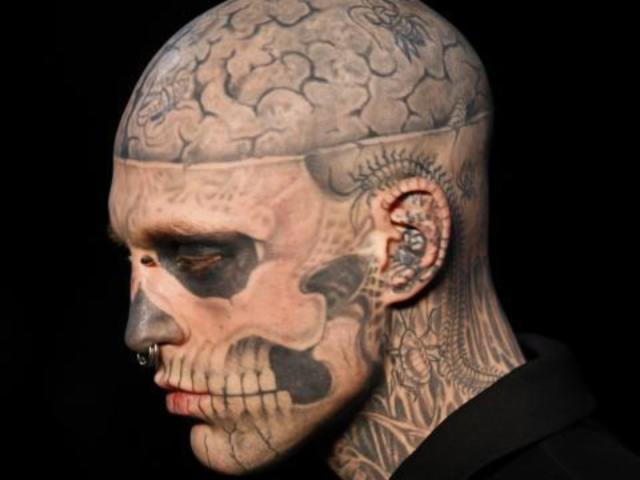 Lady Gaga Video Model 'Zombie Boy' Rick Genest Cause of Death Revealed