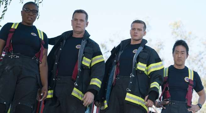 9-1-1 season two premiere fox