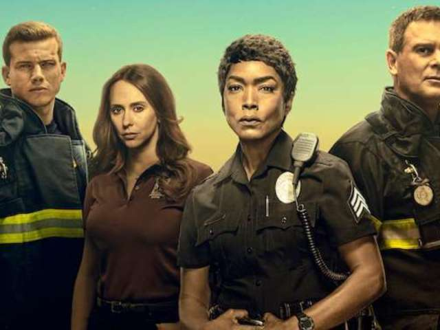 '9-1-1' Season 2 Trailer Filled With Earthquakes and Explosions
