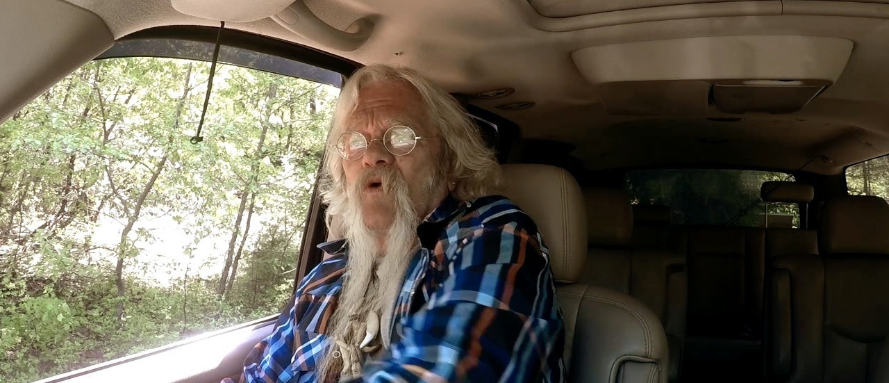 Alaskan Bush People Billy Driving Lesson