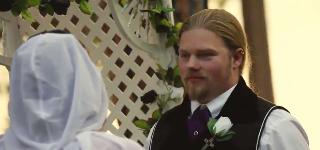 Alaskan Bush People Noah wedding