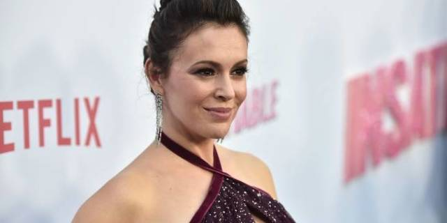Alyssa Milano Further Details Why She Never Reported Teenage Sexual Assault