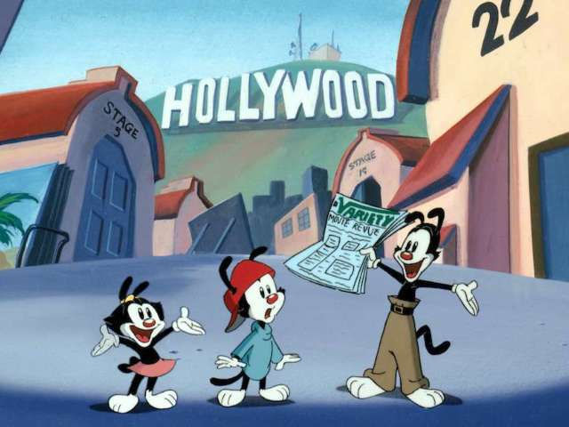 'Animaniacs': Wakko Voice Actor Jess Harnell Calls Reboot a 'Trojan Horse' for 'Social Satire and Commentary' (Exclusive)