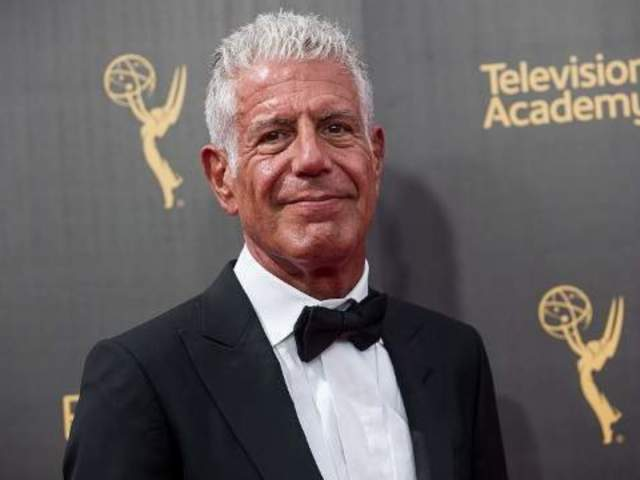 Anthony Bourdain Wins 6 Emmys Posthumously for CNN's 'Parts Unknown'