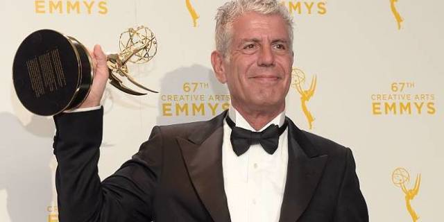 anthony bourdain emmys getty images