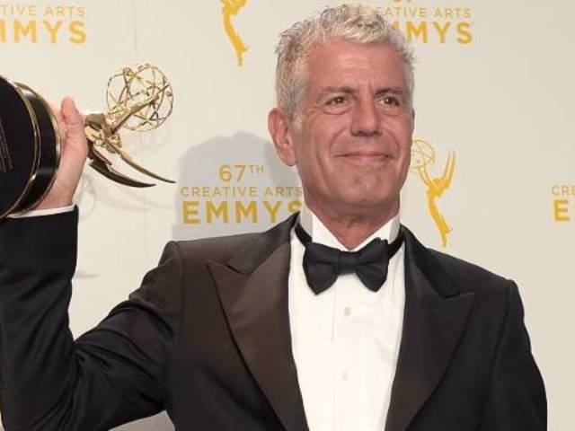 First of Anthony Bourdain's 'Parts Unknown' Final Episodes Explores Kenya