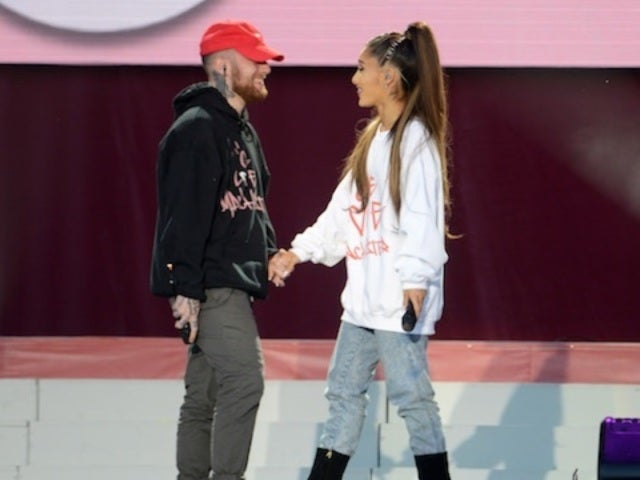 Ariana Grande Covers Pete Davidson Tattoo With Tribute to Ex Mac Miller