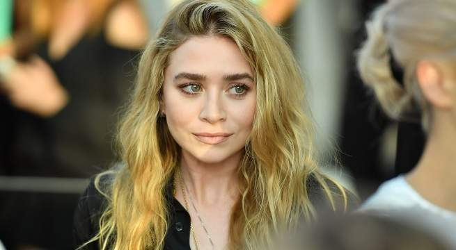 ashley olsen getty images
