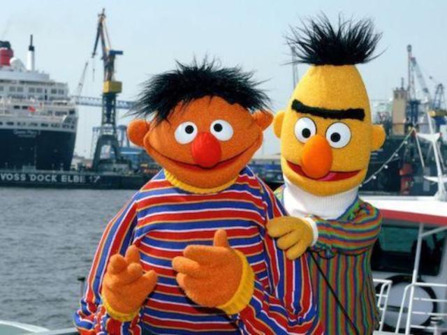 Sesame Street Responds to Claim Ernie and Bert Are Gay