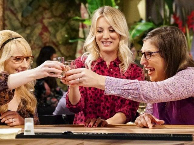 'Big Bang Theory' Star Kaley Cuoco Shows How Much She has Changed Since Season 1