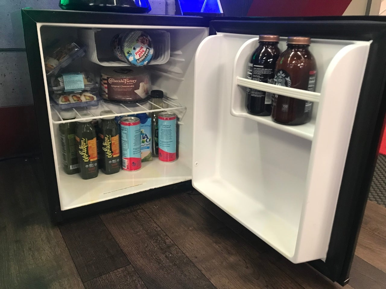 Big Brother Angela fridge