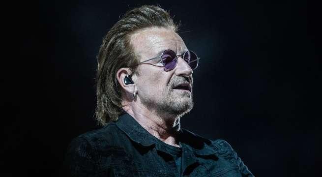 bono U2 getty images