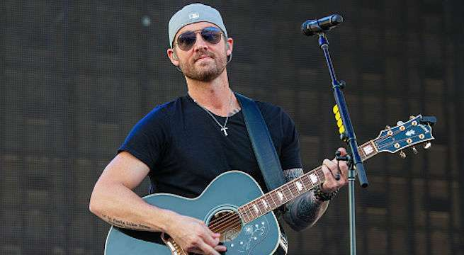 Brett Young Is 'Beyond Grateful' for 'Here Tonight' Success