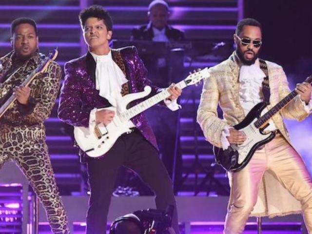Bruno Mars Denies He's Playing Prince in Rumored New Movie
