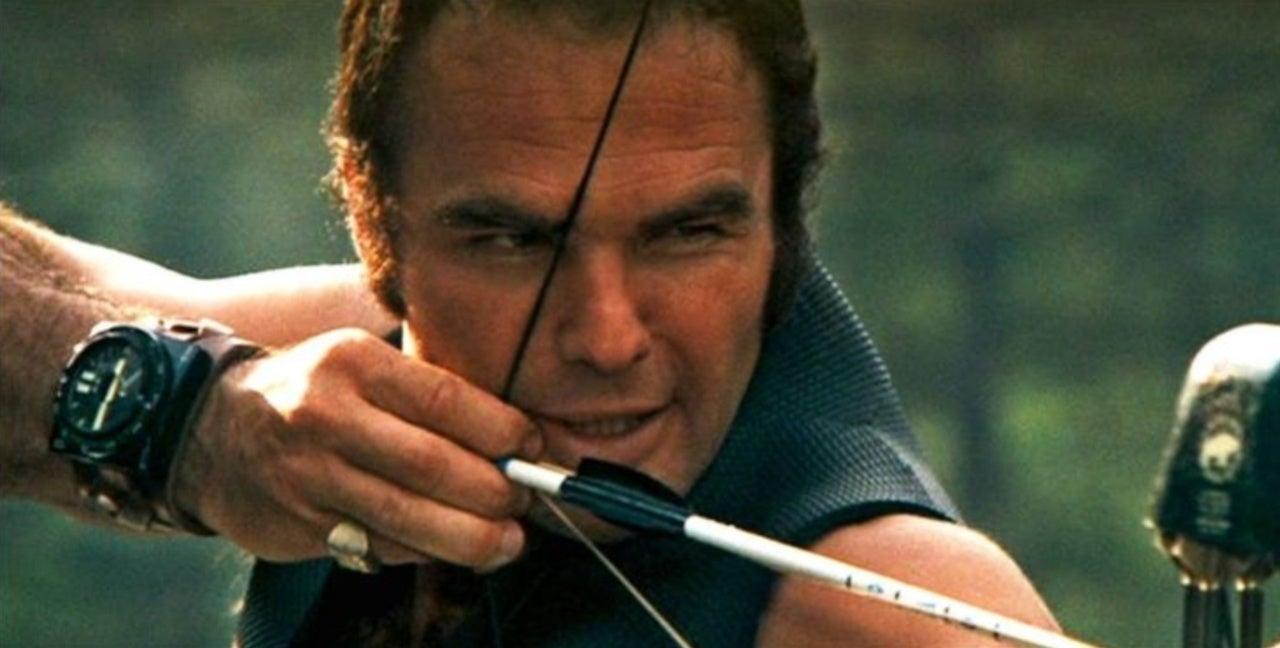 """Burt Reynolds in """"Beim Sterben ist jeder der Erste"""" von John Boorman"""