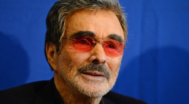 burt reynolds getty 2014