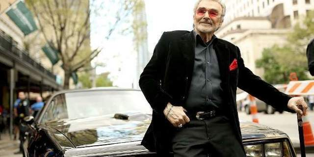 burt reynolds sxsw 2016 getty images