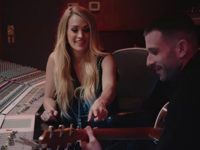 David Garcia Opens up About Producing 'Cry Pretty' With Carrie Underwood