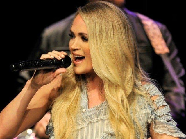 Carrie Underwood Shares Breezy New Song, 'End Up With You'