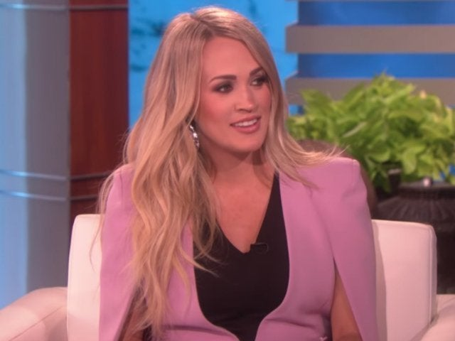 Carrie Underwood Reveals She Knows Sex of Baby as Ellen DeGeneres Makes Prediction