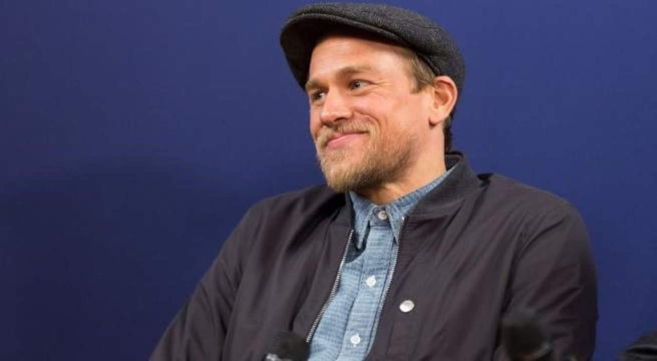 Charlie Hunnam Has 5 Movies In The Works