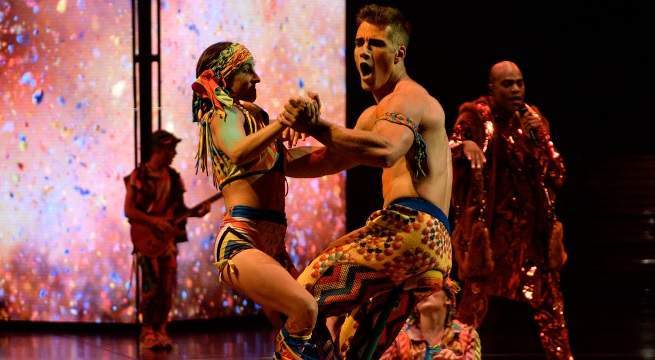 cirque volta getty images