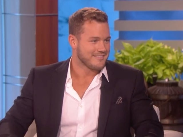 New 'Bachelor' Colton Underwood Meets First 3 Contestants