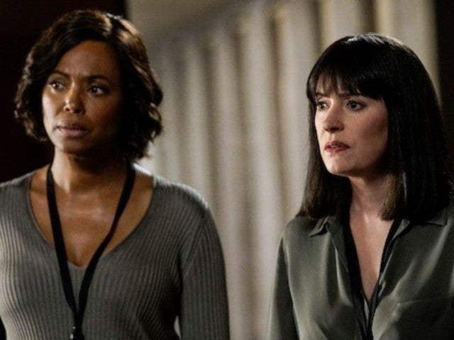 'Criminal Minds' Star Aisha Tyler Posts Sad 'Last Episode' Photo and This One Hurts